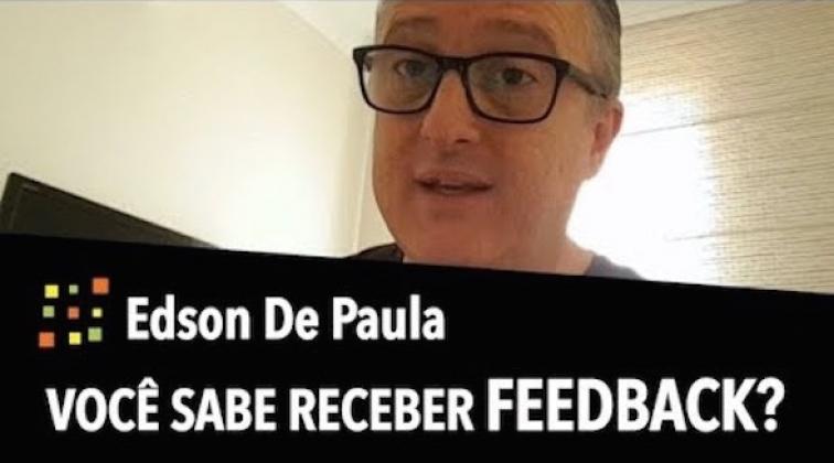 VOCÊ SABE RECEBER FEEDBACK?