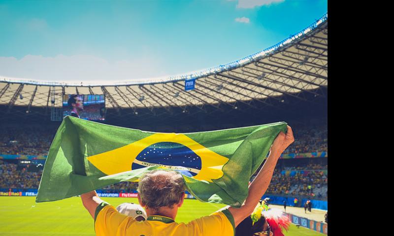 Acredite: O Brasil venceu a copa do mundo de 2014!